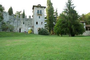 medieval castle for rent in Vittorio Veneto